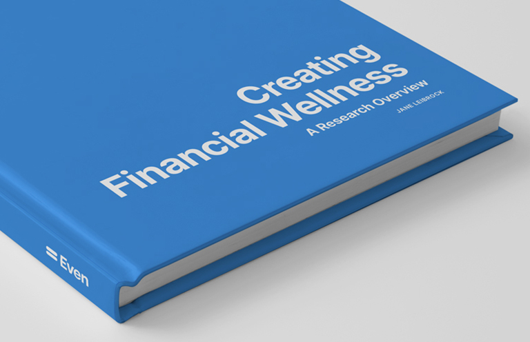 Creating Financial Wellness Book Cover