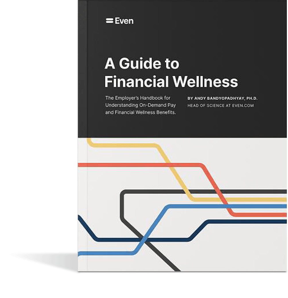A Guide to Financial Wellness Cover
